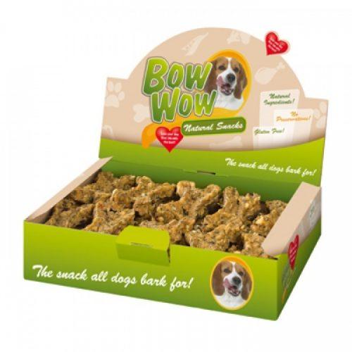 Bowwow Rinderhaut Knochen mit Gemüse Hunde Leckerlis getreidefrei Pfotenoase
