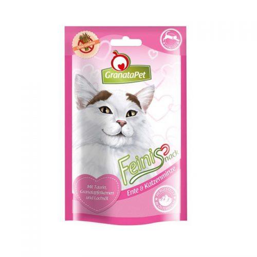 Feinis-Ente-Katzenminze Pfotenoase