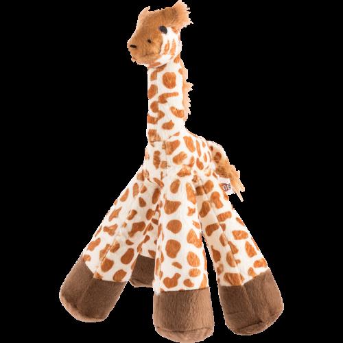 Giraffe-langbeinig-Pluesch-Pfotenoase