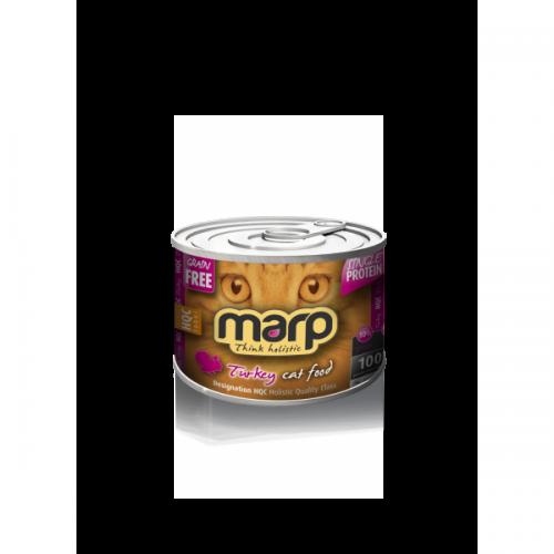 Marp-Katzen-Nassfutter-Pute-Getreidefrei-200g
