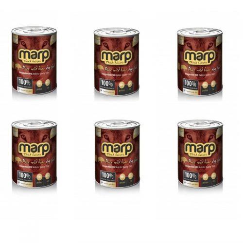 Wildschwein Marp Reinfleischdosen Pfotenoase