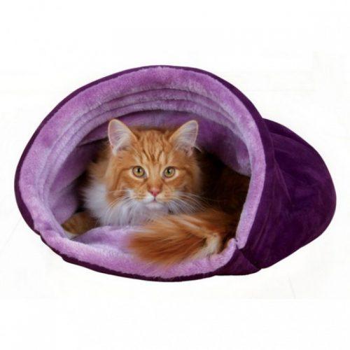 my-kitty-darling-kuschelsack--25--25--50-cm--violett-flieder Pfotenoase