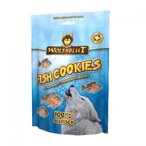 wolfsblut cookies seefisch pfotenoase