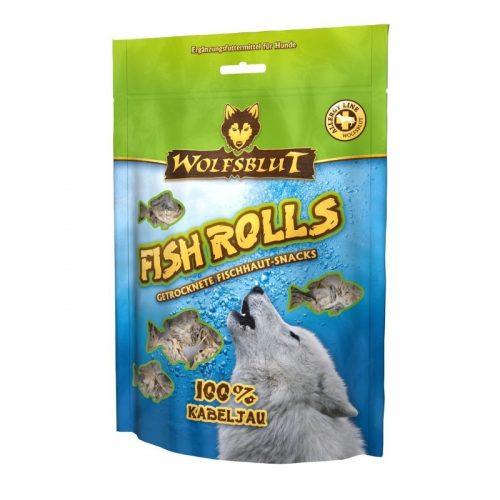wolfsblut kabeljau fish rolls pfotenoase